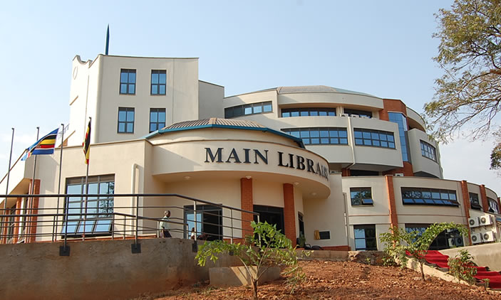 MUBS Main Library